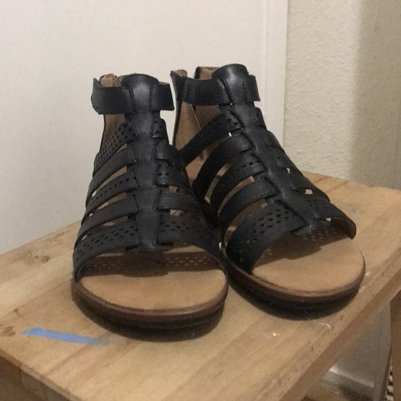 1938b6da95d kele lotus gladiator sandals